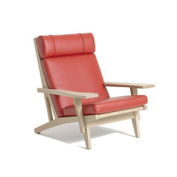 GE 375 High Back Easy Chair | Lounge chairs | Getama Danmark