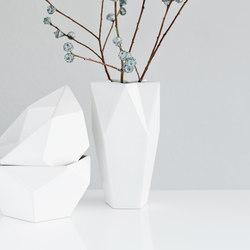 Ceramics | AYAKO white | Vases | Raum B Architektur