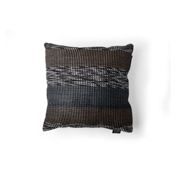 Melange cushion | earth | Cuscini | Design House Stockholm