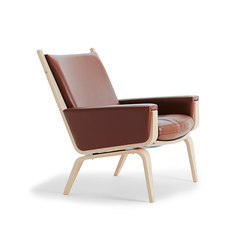 GE 501 Easy Chair | Poltrone lounge | Getama Danmark