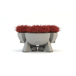 B-Swing 360° Planter | Planters | Bellitalia