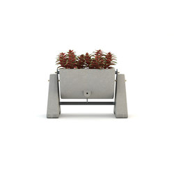 C-Swing Base Planter | Fioriere | Bellitalia