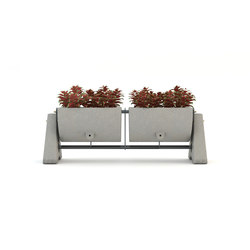 C-Swing Base Planter | Jardineras | Bellitalia