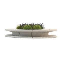 Corolla Planter | Planters | Bellitalia
