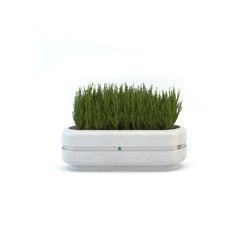 Cristina Alpha Planter | Jardineras | Bellitalia