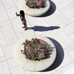 Olimpo Planter/Bench | Jardineras | Bellitalia