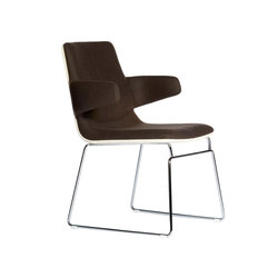 Jet | Visitors chairs / Side chairs | Piiroinen