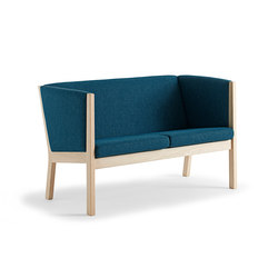 GE 285 2-Seater Couch | Sofás lounge | Getama Danmark