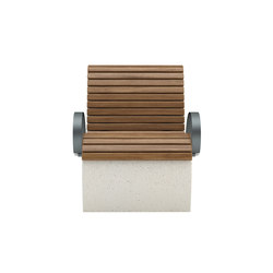 Gea Bench | Exterior chairs | Bellitalia