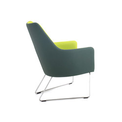 1200 Easy chair Low back | Poltrone lounge | Getama Danmark
