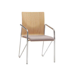 Vigacon | Visitors chairs / Side chairs | Thomas Montgomery Ltd