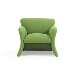 Mondial Easy Chair with low armrest   Sillones   Getama Danmark