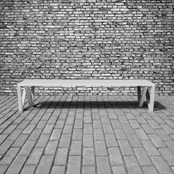 Bridge Bench | Bancos de exterior | Bellitalia