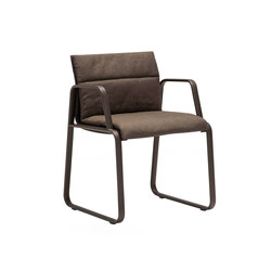 Aire Outdoor SO 1280 + CJ 1284 | Chaises | Andreu World
