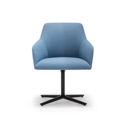 Alya BU 1532 | Visitors chairs / Side chairs | Andreu World