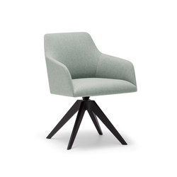 Alya BU 1533 | Visitors chairs / Side chairs | Andreu World
