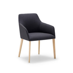 Alya BU 1534 | Visitors chairs / Side chairs | Andreu World