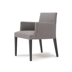 Anna Corporate BU 1406 | Visitors chairs / Side chairs | Andreu World