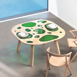 Aquário Table | Dining tables | BD Barcelona