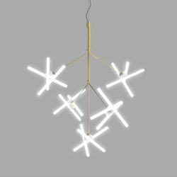 Olvidada Chandelier | Suspended lights | BD Barcelona