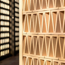 Tierras little roman | Partition wall systems | Ceramiche Mutina