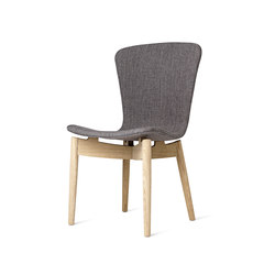 Shell Dining Chair | Chaises de restaurant | Mater