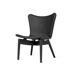 Shell Lounge Chair | Poltrone lounge | Mater