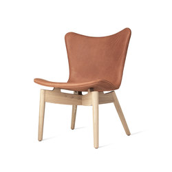 Shell Lounge Chair | Dunes Rust | Lounge chairs | Mater