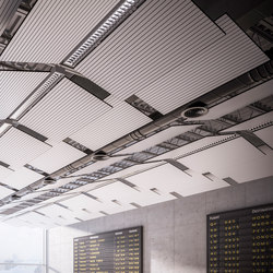 Passepartout | Illuminated ceiling systems | Fantoni