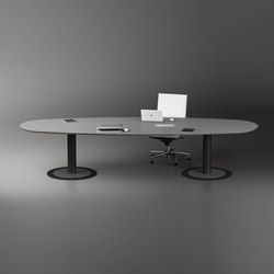 Tavoli Riunione | Multimedia conference tables | Fantoni