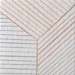 Tratti triple | Floor tiles | Ceramiche Mutina