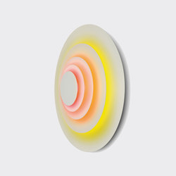 Concentric L | Wall lights | Marset