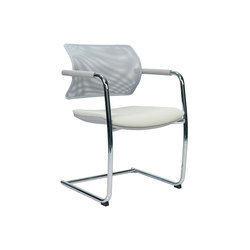Aire Jr. 407B | Visitors chairs / Side chairs | Luxy