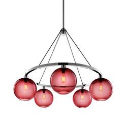 Solitaire Modern Chandelier | Lámparas de techo | Niche