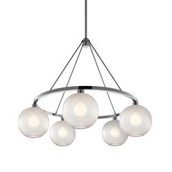 Solitaire Modern Chandelier | Lampadari da soffitto | Niche