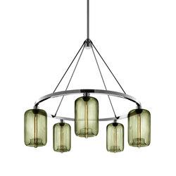 Pod Modern Chandelier | Ceiling suspended chandeliers | Niche