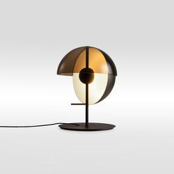 Theia S Black | Luminaires de table | Marset