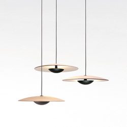 Ginger 20 - Group of three | Suspended lights | Marset