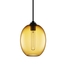 Ellipse Petite Modern Pendant Light | Suspensions | Niche