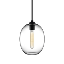 Ellipse Petite Modern Pendant Light | Suspended lights | Niche