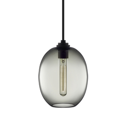 Ellipse Petite Modern Pendant Light | Iluminación general | Niche