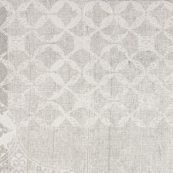 Gesso Decoro Patchwork Pearl Grey | Floor tiles | EMILGROUP