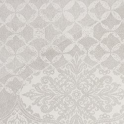 Gesso Decoro Patchwork Natural White | Ceramic tiles | EMILGROUP