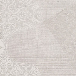 Gesso Decoro Patchwork Natural White | Floor tiles | EMILGROUP