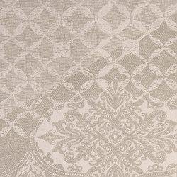 Gesso Decoro Patchwork Taupe Linen | Ceramic tiles | EMILGROUP