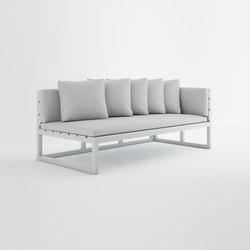 Saler Modular Sofa 1 | Garden sofas | GANDIABLASCO