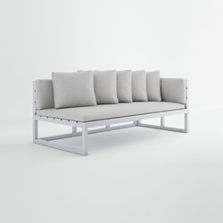Saler Modul Sofa 1 | Gartensofas | GANDIABLASCO