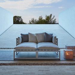 Saler Sofá Modular 2 | Tumbonas de jardín | GANDIABLASCO