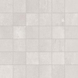 Gesso Mosaico 5X5 Natural White | Ceramic mosaics | EMILGROUP