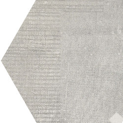 Gesso Esagona Patchwork Pearl Grey | Mosaïques | EMILGROUP